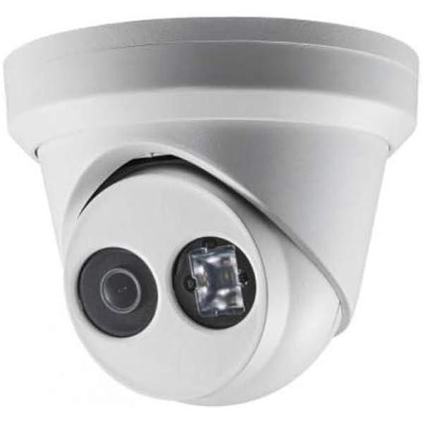 Hikvision Ds 2cd2343g0 I 4mm Ip Turret Dome Kamera 4 Megapixel Baumarkt