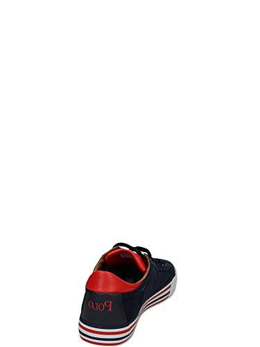 Polo Ralph Lauren Homme Sneakers Bleu