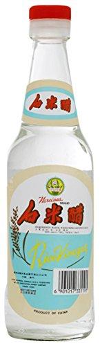 Narcissus - Vinagre De Arroz Blanco Para Aderezar Tus Comidas Y Ensaladas De Un Modo Diferente Y Mas Sano 250Ml