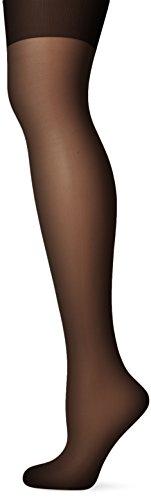 Fiore Damen Strumpfhose, 20 Den Schwarz (Black 001)