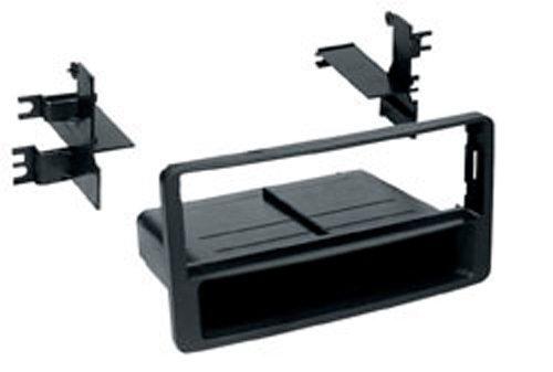 Preisvergleich Produktbild Autoleads FP-11-05 DIN Radioblende für Toyota Hilux Tundra,  Schwarz