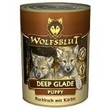 Wolfsblut - Deep Glade Puppy Rothirsch+Kürbis, 6x395g