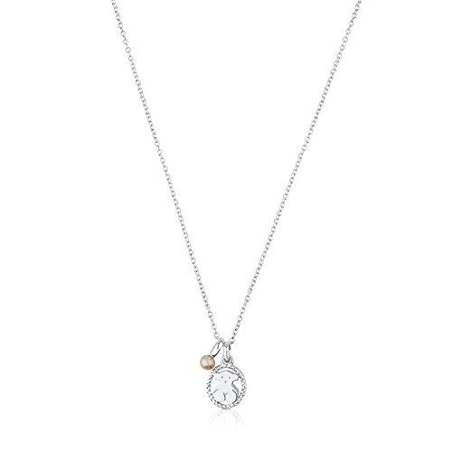 Tous collana con ciondolo donna argento - 712322520