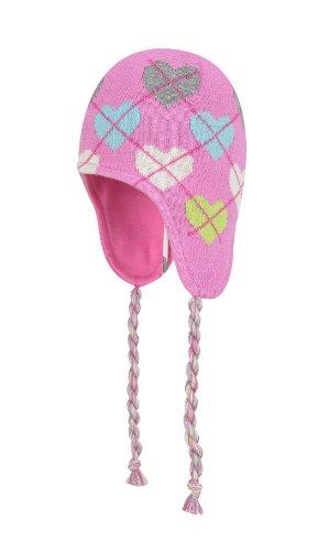 Döll 741620521 bonnet pour fille Rouge - Pink (2102 )