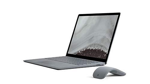 Microsoft Surface Laptop 2, 13.5' tactile (Core i5, RAM 8 Go, SSD 256 Go, Windows 10) - Pla