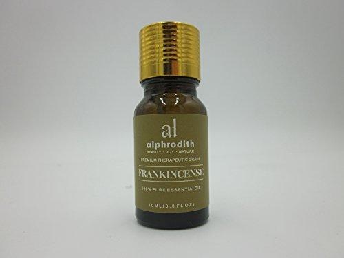 Premium aromaterapia incenso olio essenziale biologico 100% puro non diluito terapeutico di oli profumati–10ml per diffusore, rilassamento, terapia della pelle & More