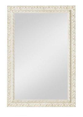 Specchiera di legno stile vintage con fregi disponibile in diverse rifiniture L'ARTE DI NACCHI SP-147