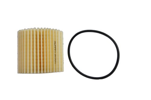 Toyota Genuine Parts 04152-YZZA6 Replaceable Oil Filter Element by Toyota