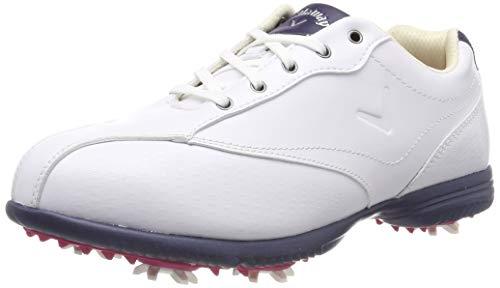 Callaway , Damen Golfschuhe 40 EU 40 Weiß (White)