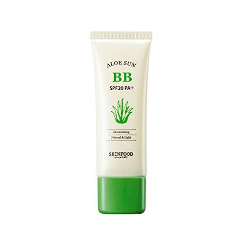 Skinfood - Aloe Sun BB Cream SPF 20 PA+ No.1 Bright Skin 50g by Skin Food