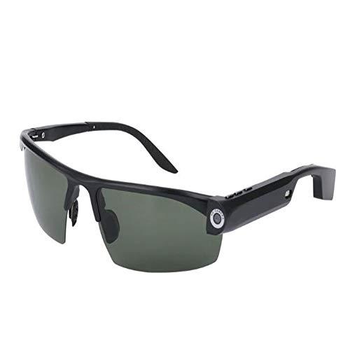 KCaNaMgAl Intelligente Brille, Kamera-Fotobrille Kamera-Multifunktionsbrille zum Schutz vor Schlafstörungen Geeignet für Outdoor-Klettern, Fallschirmspringen und andere Aktivitäten