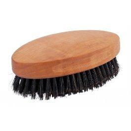 Redecker herrenhaarbürste noir 10 rangées de poils souples