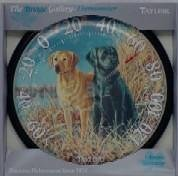 Taylor Image Gallery Labradors Thermometer, Black & Yellow by Taylor Precision -