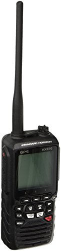 Standard Horizon HX870 6W Floating Handheld VHF Radio w/Integrated GPS - Floating-radio