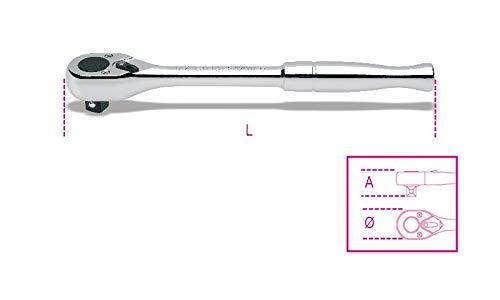 Box End Ratchet Wrench (Beta 9200893 920 M/55-1/2 Drive Reversible Ratchet)
