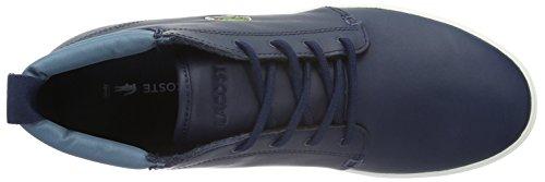 Lacoste Ampthill Terra 316 1, Baskets Basses Homme Bleu - Blau (NVY 003)
