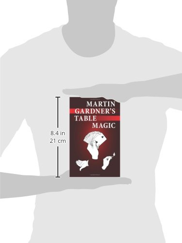 Martin Gardner's Table Magic (Dover Magic Books)