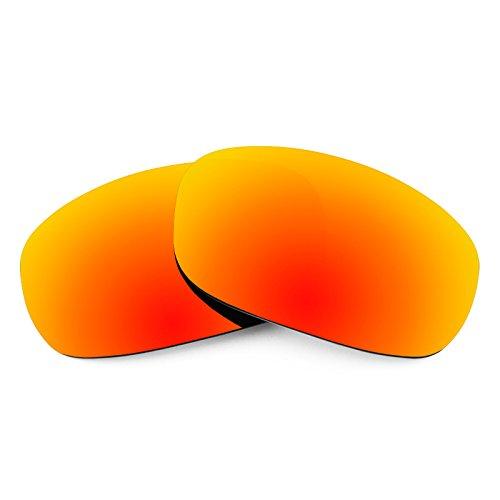 Revant Ersatzlinsen für Maui Jim Stingray MJ103 Feuerrot MirrorShield®