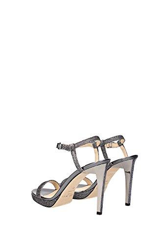Sandales Jimmy Choo Femme - (247CLAUDETTEANTHRACITE) EU Gris