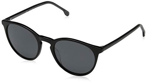 Lozza Herren MATERA 8 Sonnenbrille, Schwarz (Shiny Black)
