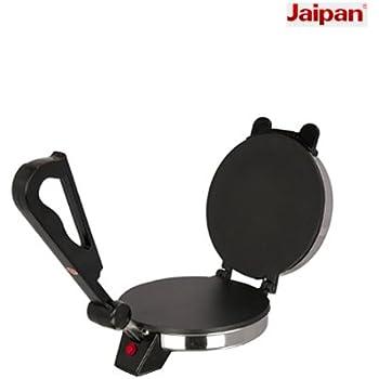 Jaipan JDRM-901 1000-Watt Jumbo Roti Maker (Black)
