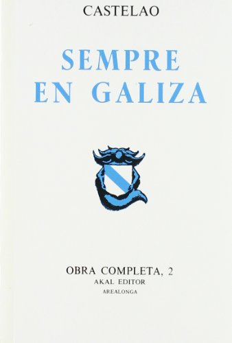 Obra Completa II (Arealonga) por Alfonso Rodríguez Castelao