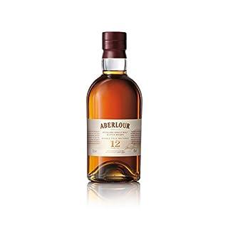 Aberlour 12 Jahre Highland Single Malt Scotch Whisky – Double Cask Matured Scotch Single Malt Whisky – 1 x 0,7 L