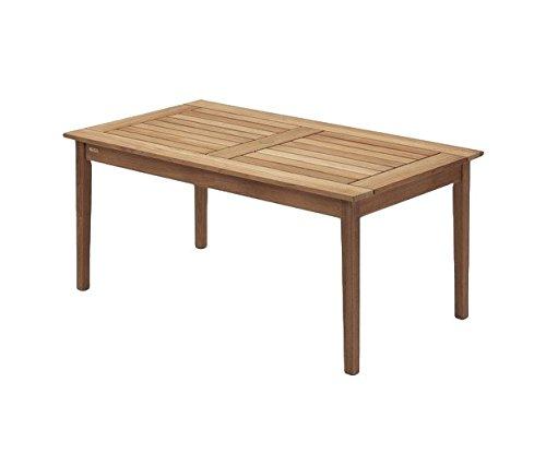 Skagerak drachmann table en teck avec 86 s1042015 x 156 cm