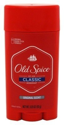 Old Spice Deodorant 3.25oz Classic Solid (3 Pack)