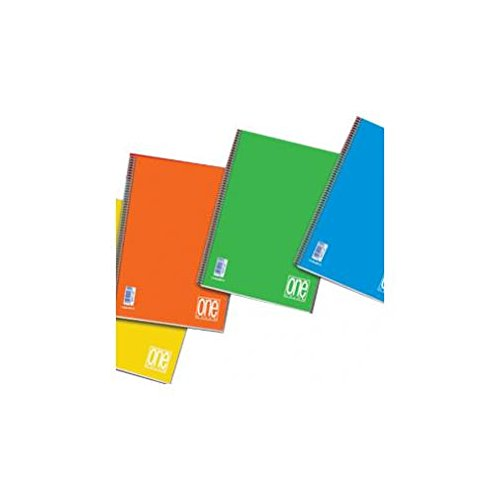 Blasetti 1160, Blocco Spiralato, A4 (210 mm, 297 mm), Multicolore