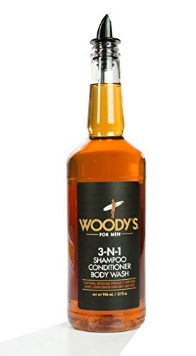 dy´s 3 in 1 Shampoo Conditioner Body Sonderedition Whiskeyflasche 946ml -