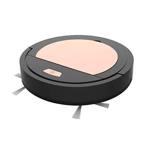 LHY Kitchen Aspirador robótico, Barrer Robot USB del hogar Inteligente succión fregona Barrido Tres...