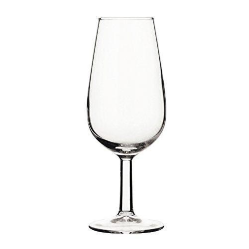 Luminarc Catavinos Degustationsgläser mit Etui, 15,5cl, 6 Stück Sherry Glas