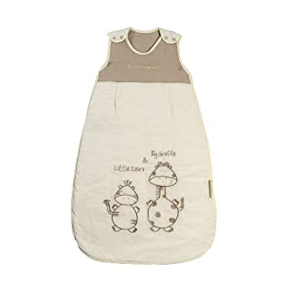 Saco de dormir de verano para bebé Slumbersac 1.0 Tog Animales de dibujos 0-6 months/70cm