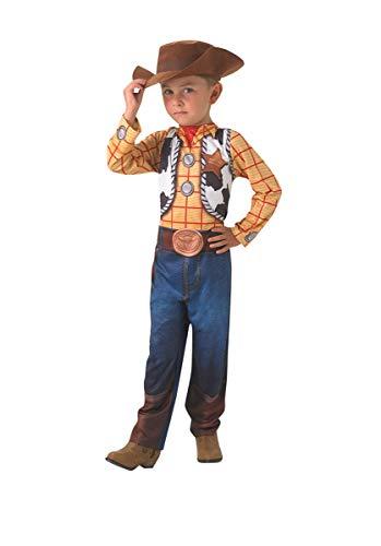 Woody Kostüm Hut - Generique - Klassisches Woody-Kostüm für Jungen
