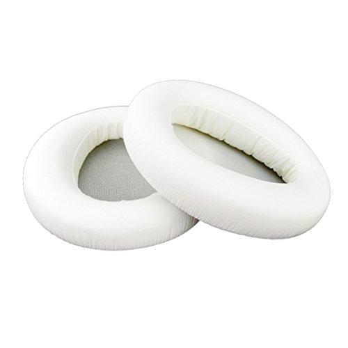WINOMO Orecchio di sostituzione pastiglie cuscini per cuffie Sony MDR-10RBT MDR-10RNC 10R bianco