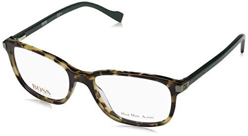 Boss orange hugo orange sonnenbrille bo-0185-kb6-17-52-17-140 occhiali da sole, multicolore (mehrfarbig), 52.0 uomo