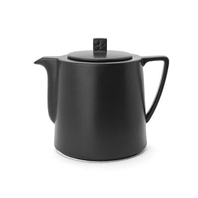 Théière en céramique noire Lund - Bredemeijer