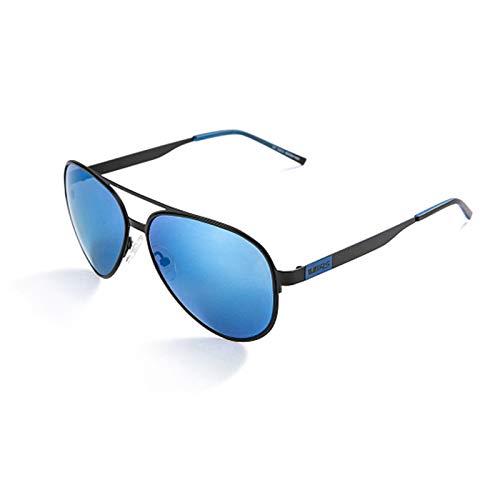 Skoda 5E0087900 Sonnenbrille Pilot Sport Brille Metallrahmen RS Logo, schwarz/blau