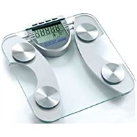 Transparent Baseline Platform Scale/Body Analyzer Scale/Body Analyzer - Model 563533 by Sammons Preston preisvergleich bei billige-tabletten.eu