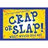 Crap or Slap Board Game by Twilight Creations