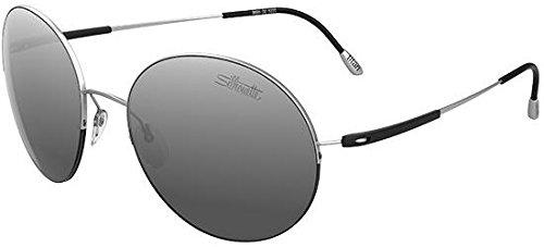 Silhouette 8685 00 6220 (Silhouette Brille Damen)