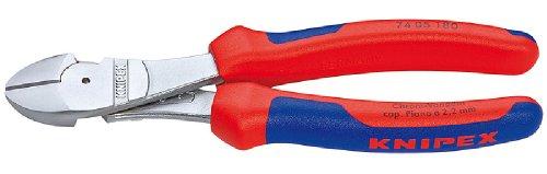Knipex 74 05 200 SB - Pinze taglienti diagonali