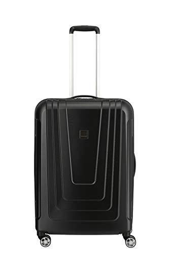 """TITAN TITAN®-Trolleys: stabile Kofferserie \""""X-Ray\"""" aus senosan®-Hartschalen - Designed und Made in Germany Koffer, 72 cm, 87 Liter, Atomic Black"""