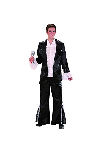 Kostüm Grande Homme Taille - Unbekannt Aptafêtes-cu021360/50-52-Kostüm Disco King