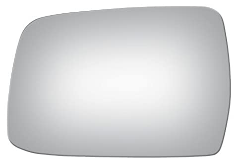 1998-2004 NISSAN-DATSUN FRONTIER PICKUP Flat, Driver Side Replacement Mirror Glass by Automotive Mirror Glass