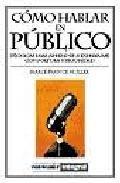 Descargar Libro Cómo hablar en público (INSPIRACIONES) de Marie-France Muller