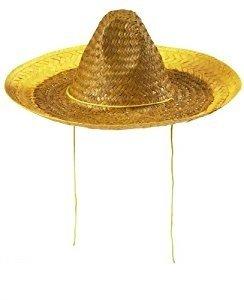 Erwachsene - Einheitsgröße (Erwachsene Sombrero)