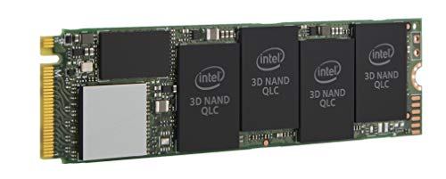 Intel® 660p-SSDs (512 GB, M.2/80 mm, PCIe* 3.0 x4, 3D2, QLC)