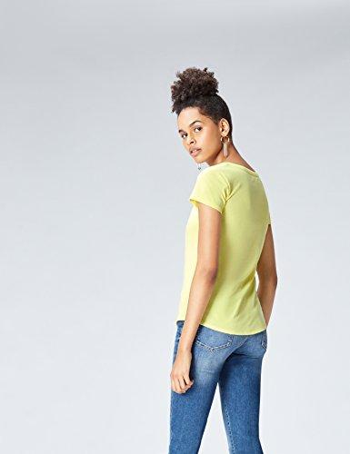 FIND Shirt Damen Gelb (Lemonade)